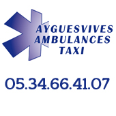 Ayguevives Ambulances Taxi