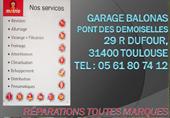 Garage du Pont des Demoiselles