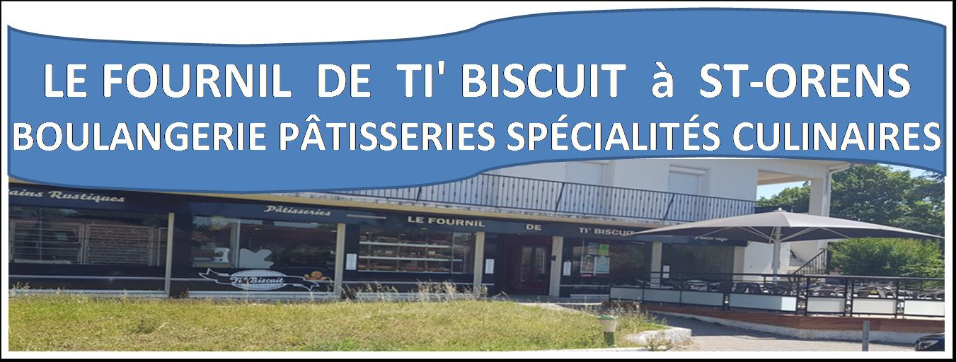 Ti Biscuit St-Orens