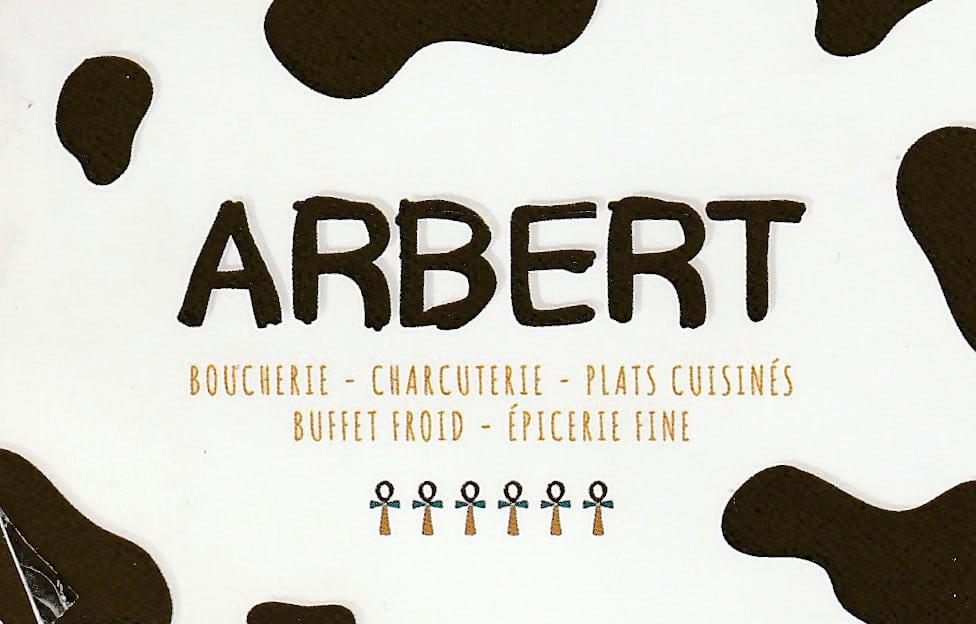 ARBERT Boucherie Charcuterie St-Orens